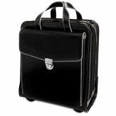 Milano Vertical Laptop Rolling Case