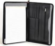 Napa Leather Padfolio