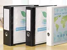 One-Touch™ View Binders