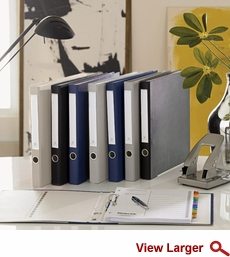 One-Touch™ Classic 3-Ring Binder (1� Spine)
