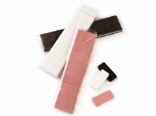 Blackwing Pencil Replacement Erasers 10 Pack in White