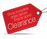 Sale! Clearance Items
