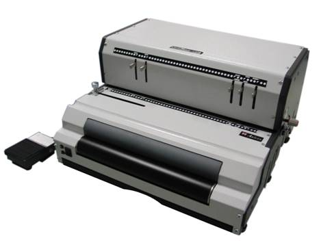 akiles icoil 41 spiral binding machine