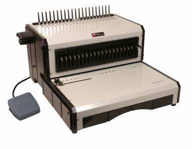 akiles comb binding machine