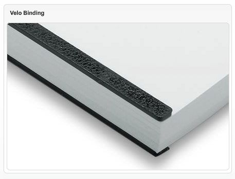 binding strip metal