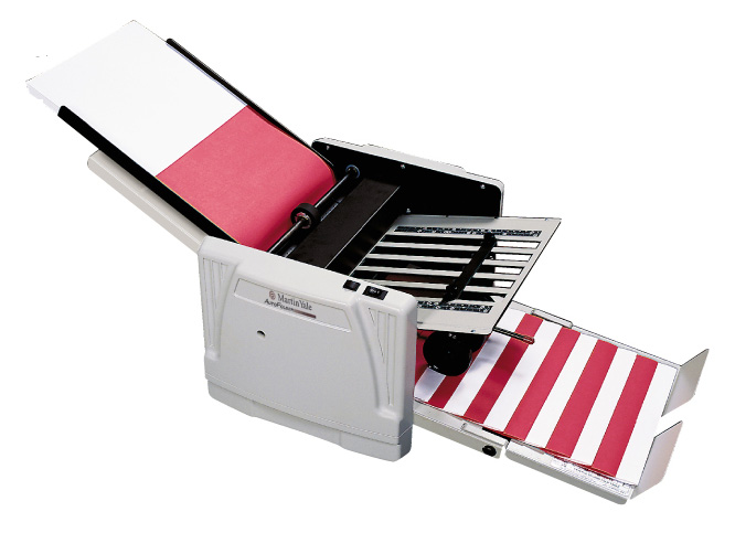 1217a automatic paper folding machine