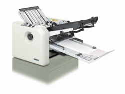 used letter folding machine
