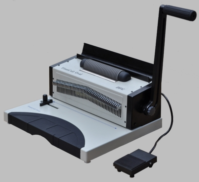 spiral binding equipment