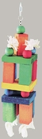 "Paradise Toys Mega Blocks Giant 38"" x 12"""