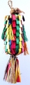 PP Rainbow Pinata Straight Medium