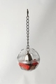 "PT Polycarbonate Foraging Ball 5"" with Chain and Bell"