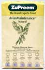 Zupreem AvianMaintenance Natural Conures 20lb