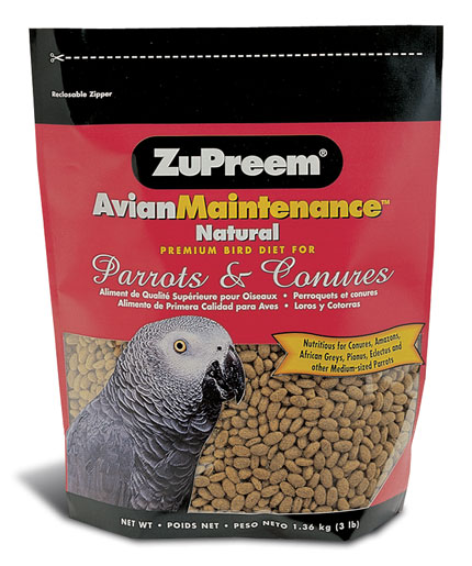 Zupreem AvianMaintenance Natural Conures 3lb
