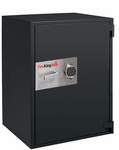 One Hour Fire and Burglary 1.3 Cu. Ft. Capacity Safe [FB1612-1-FS-FK]