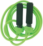 1 lb. Weighted Jump Rope in Green [HR1-FS-CHS]