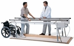 Power Height and Width Parallel Bars - 13 - 25''W X 120''L X 27 - 37''H [HAU-1362-FS-HAUS]