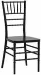 1000 lb. MAX Black Resin Steel Core Chiavari Chair [RB700K-RESIN-BLACK-CSP]