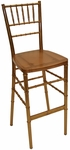 1000 lb. Max Gold Resin Chiavari Barstool [RBB900K-RESIN-GOLD-CSP]