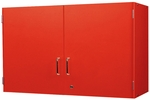 1000 Series 24''H Wall Mounted Secured Locking Storage Cabinet [1313A-TOT]
