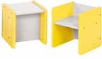1000 Series Flip Chair/Play Table Activity Cube - Set of 2 [1137R-TOT]