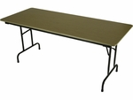 11000 Series Plywood Folding Table [111872-AP]