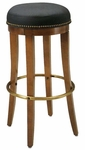 1105 Bar Stool w/ Metal Foot Rest - Grade 2 [1105-GRADE2-ACF]