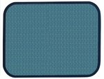 1200 Series Tackboard in Designer Fabric [1261D-CLA]