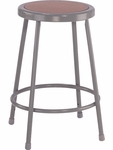 122 Series 24''H Stool with Masonite Inset Seat [12224-VCO]