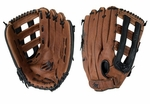 13.5'' Fielder's Leather Glove with Adjustable Strap [BBFSPROX-FS-AC]