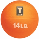14 lb Medicine Ball-Orange [BSTMB14-FS-BODY]