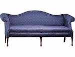 14200 Sofa with Queen Anne Legs - Grade 1 [14200-GRADE1-ACF]