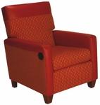 1481 Upholstered Incliner with Tilt Back - Grade 2 [1481-GRADE2-ACF]