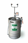 15 Gallon Portable Eyewash with Drench Hose Unit [G1562-GE]