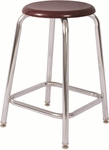 18'' High Tubular Welded Stool [QSW318-NSL]