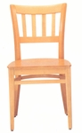 1901 Side Chair with Plywood Saddle Seat [1901-ACF]