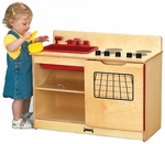 2-in-1 Kinder-Kitchen [0672JC-JON]