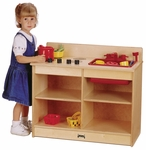 2-in-1 Toddler Kitchen [0673JC-JON]