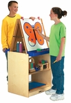 2 Station Easel - School Age [02891JC-JON]