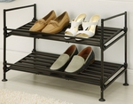 2 Tier Shoe Rack  [97222-FS-OIA]