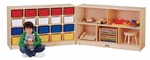 20 Tray Cubbie Fold-n-Locks Storage Unit [0423JC-JON]