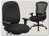 24/7 Ergonomic Intensive Use Office Chairs