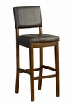Milano 24''H Counter Stool [0210VBRN121-01-KD-FS-LIN]