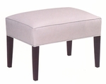 26219 Bench w/ Upholstered Webbed Seat & Square Tapered Legs - Grade 1 [26219-GRADE1-ACF]