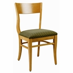 2674 Side Chair with Upholstered Seat - Grade 1 [2674-GRADE1-ACF]