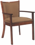 2800 Side Chair with Upholstered Back and Seat - Grade 1 [2800-GRADE1-ACF]
