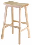 29''H Saddle Seat Stool [84089-FS-WWT]