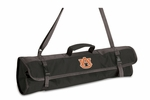3 Piece BBQ Tote - Black- Auburn University Digital Print [749-03-175-044-0-FS-PNT]