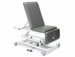 3-Section Hi-Lo Multi-Position Treatment Table - 19 - 37''H [HAU-6053-FS-HAUS]