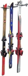Powder Coated Steel Three Skis Storage Rack [03003-FS-MBG]