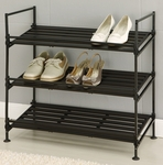 3 Tier Shoe Rack  [97223-FS-OIA]